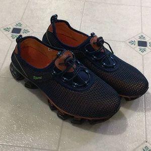 Sport Mesh Fashion Sneakers Size 8.5 Men's